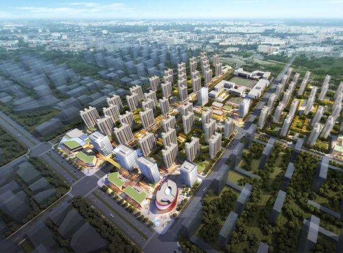 万科首府未来城