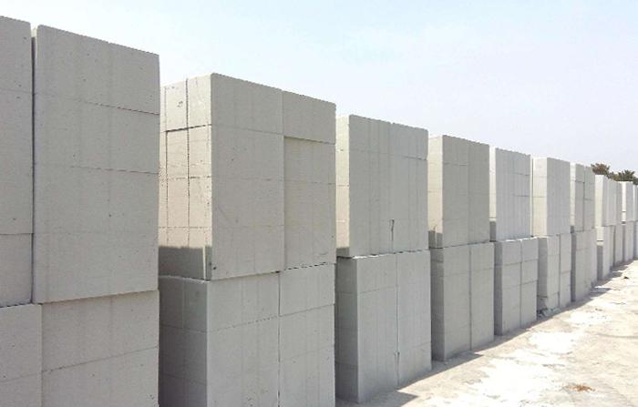 蒸压加气混凝土砌块600-200-60砌块