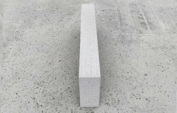 蒸压加气混凝土砌块600-200-80